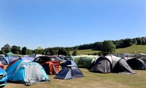 Camp Site B Showground
