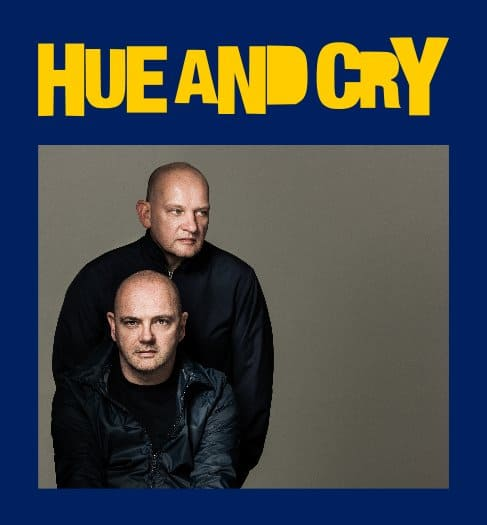 HUE AND CRY PIC